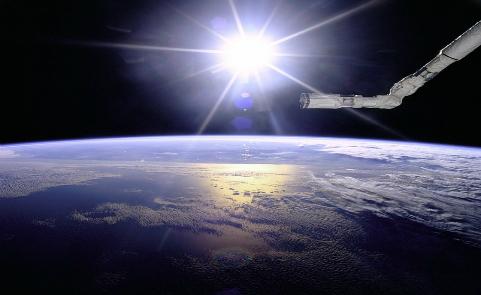 宇宙に行く感覚と海外に行く感覚