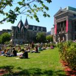 カナダの大学の1年間